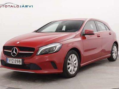 käytetty Mercedes A160 A Premium Business, Webasto