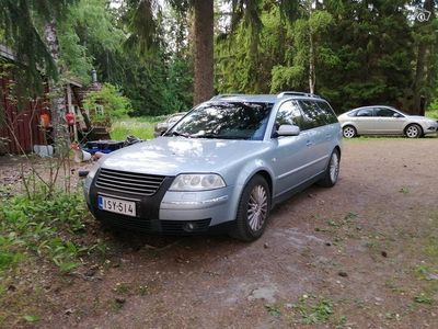 käytetty VW Passat 1.9 tdi tiptronic 2001