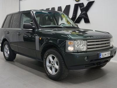 käytetty Land Rover Range Rover Range Rover/ Metsien kulkija / Nahkapenkit sähköllä / Luxusluokan kyytiä edullisesti /