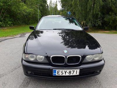 käytetty BMW 520 2004 Automaatti