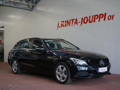 käytetty Mercedes C220 BlueTec T Autom. -UUDEMPIKORINEN-