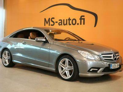 käytetty Mercedes E350 CDI BE Coupé A #AMGpaketti #Huippusiisti