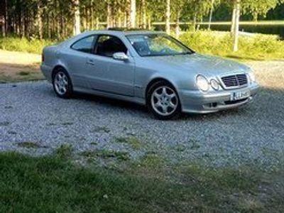 käytetty Mercedes CLK200 Elegance