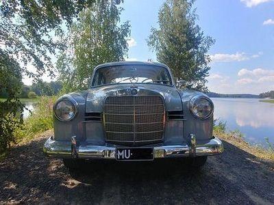 käytetty Mercedes B180 -59bensiini koneella
