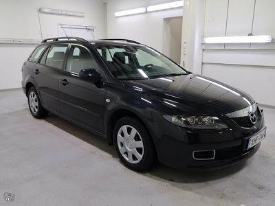 käytetty Mazda 6 1.8 Sport Wagon Limited W02