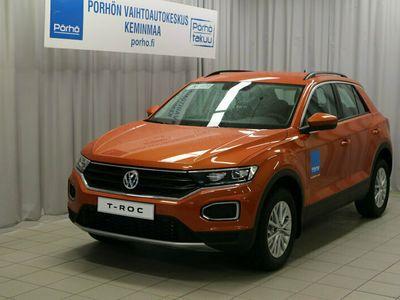 käytetty VW T-Roc Style 1,5 TSI EVO 110 DSG **Vähän ajettu Rokki heti ajoon**