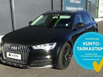 käytetty Audi A6 Allroad *NÄYTTÄVÄ* Business Sport 3,0 V6 TDI 160 Q S tronic. Katsastettuna, Rahoituksella, Kotiin toimitettu
