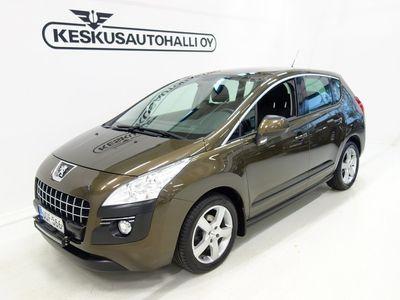 käytetty Peugeot 3008 Premium 120 VTi Business