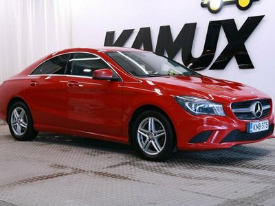 käytetty Mercedes CLA180 CDI A Premium Business **XENON, CRUISE, KAMERA, BT-AUDIO**