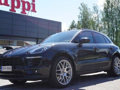 käytetty Porsche Macan S Diesel Advantage Package - Suomiauto, Hyvin varusteltu