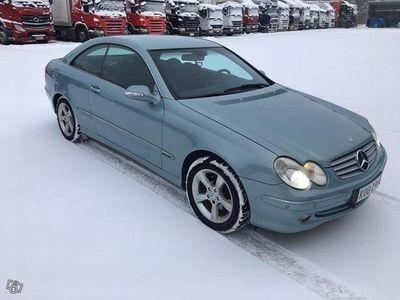 käytetty Mercedes CLK320 2003 kats 11/19