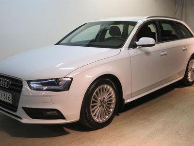 käytetty Audi A4 Avant Business Alpine Pro 1,8 TFSI 125 kW quattro
