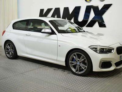 käytetty BMW M135 135 i xDrive LCI / LED / H&K / Muistipenkit / Comfort access / Prof. navi / Huippu varusteet /