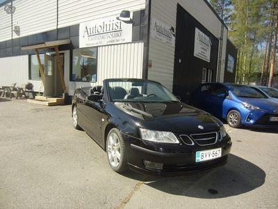 käytetty Saab 9-3 Cabriolet