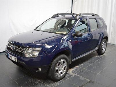 käytetty Dacia Duster dCi 110 S&S 4x4 Laureate *1-omisteinen, merkkihuollettu maasturi*