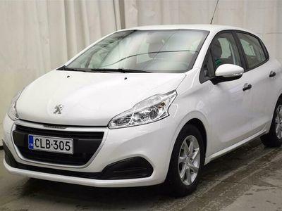 käytetty Peugeot 208 Motion VTi 68 5-ov *Ilmastointi*Vakkari*Lämmitin*Bluetooth*Huippusiisti*Merkkihuollettu*1-Omistaja*