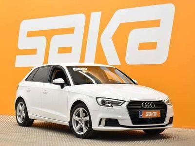 käytetty Audi A3 Sportback Business Sport 1,4 TFSI COD 110 kW ultra ** Adapt. vakkari / Urheiluistuimet / Tutka / Bluetooth / ALV...