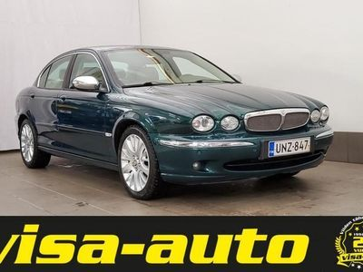 käytetty Jaguar X-type 2.0D Business Exclusive 4d