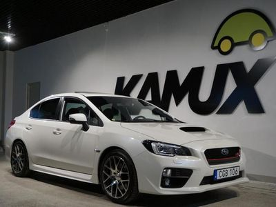 käytetty Subaru Impreza STi Sedan 2.5 4WD 300hk