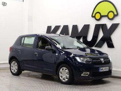 käytetty Dacia Sandero TCe 90 Ambiance # Ilmastointi, Lohkolämmitin, Juuri huollettuna !
