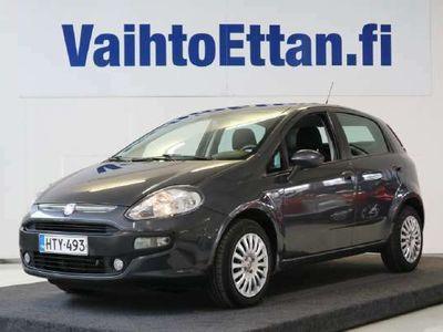 käytetty Fiat Punto Evo Dynamic 1,4 8v 77hv Dualogic-aut S&S 5D, VARUSTELTU AUTOMAATTI!