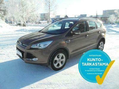käytetty Ford Kuga *NELIVETO*1,6 EcoBoost 180 A AWD Titanium Tarkastettuna, Rahoituksella, Kotiin toimitettuna!