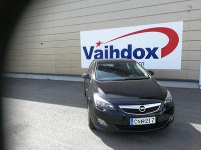 käytetty Opel Astra 6 sport A 132kw