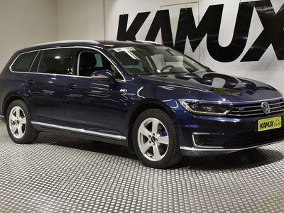käytetty VW Passat Variant GTE 1.4 TSI DSG Sekventiell, 218hk, 2017