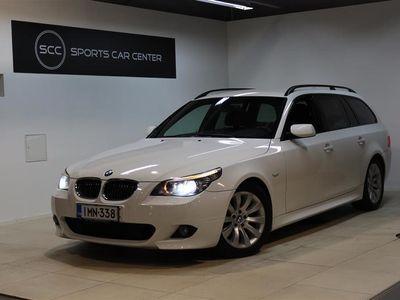 käytetty BMW 525 E61 Touring, M-Sport, Urh.ist, Xenon, Nahat
