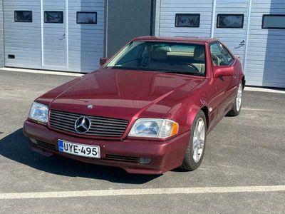 käytetty Mercedes 300 SLSL R129 HUIPPU YKSILÖ!!! Keräilijälle?