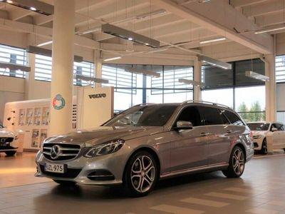 käytetty Mercedes E300 BLUETEC HYBRID T A PREMIUM BUSINESS