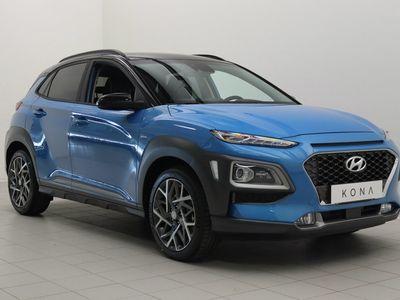 käytetty Hyundai Kona 1,6 hybrid 141 hv 6-DCT Style MY20 * Kahdet renkaat, Takuu 7vuotta ilman km rajaa*