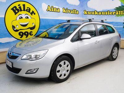 käytetty Opel Astra Sport Tourer Enjoy 1,4 Turbo 88kW MT6 - *VARASTON TYHJENNYSI!*