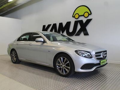 käytetty Mercedes E350 EA Premium Business *PLUG IN HYBRID, VETOKOUKKU, DIGIMITTARISTO*