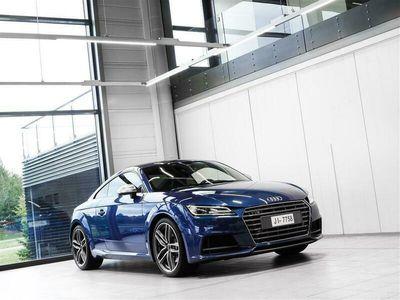 käytetty Audi TTS 2,0 TFSI Quattro Coupé 310hv Aut + Sport-istuimet + Navi + Bang&Olufsen + BiXenon + Tutkat