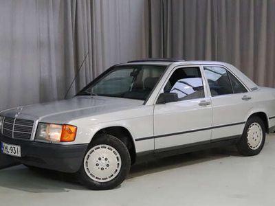 käytetty Mercedes 190 2.0, MUSEO
