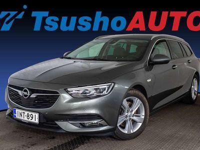 käytetty Opel Insignia Sports Tourer Innovation 1,5 Turbo Start/Stop 121kW AT6 Hyvin varusteltu Suomi-auto!