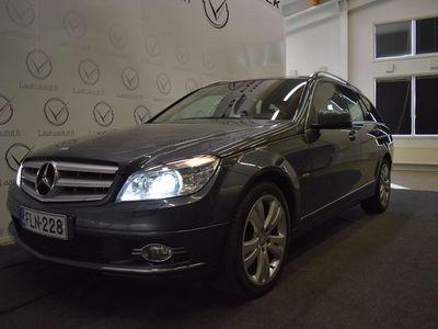 käytetty Mercedes C220 CDI T A Avantgarde - Korko 1,89%, Rahoitus jopa ilman käsirahaa! Comand navi, P-tutkat, Xenon, B
