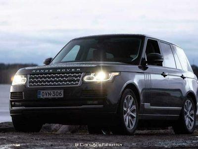 käytetty Land Rover Range Rover TDV6 Vogue (MY16)