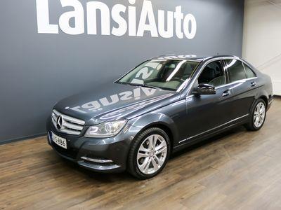 käytetty Mercedes C200 CDI BE A Premium Business **** BLACK FRIDAY: Tähän autoon valitsemasi 500 € lahjakortti kaupan pääll...