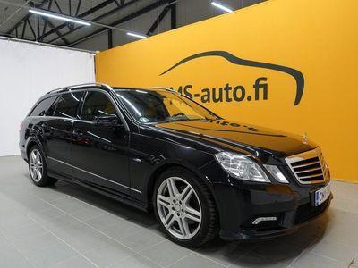 käytetty Mercedes E350 Cdi # Näyttävä mersu amg paketilla