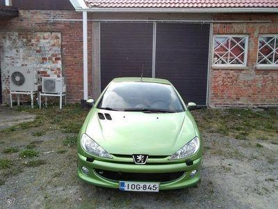 käytetty Peugeot 206 CC 1,6