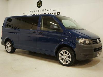 käytetty VW Caravelle Trendline pitkä 2,0 TDI 103 kW DSG 3200kg BlueMotion Technology - Kotiintoimitus