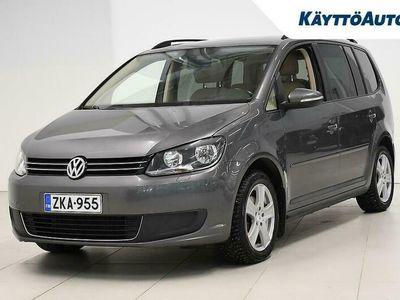 käytetty VW Touran Comfortline 1,6 TDI 77 kW (105 hv) BlueMotion Tech