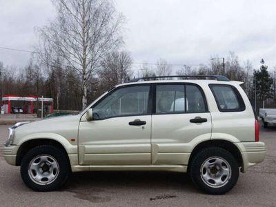 käytetty Suzuki Grand Vitara 2.5 Grand 5d 4wd AJ 240