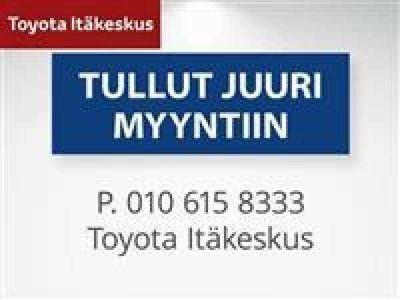 käytetty Toyota Avensis 2,2 D-CAT 177 Linea Sol Plus 4ov