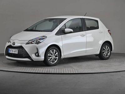 käytetty Toyota Yaris 1,5 Dual VVT-i Launch Edition 5ov Multid- Webasto, Navi, Peruutuskamera-