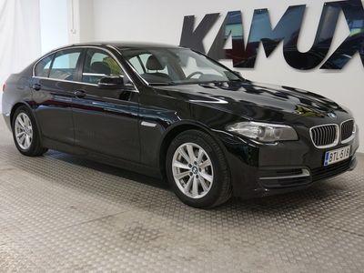 käytetty BMW 520 520 F10 Sedan d A Business Exclusive Edition # 1-Omisteinen Suomi-auto #