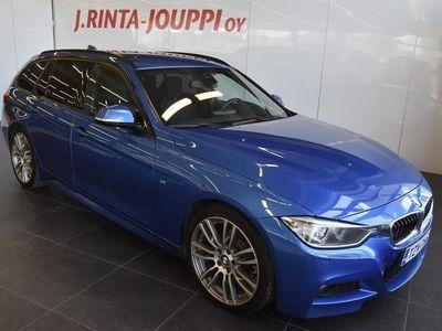 käytetty BMW 330 330 F31 d M-Sport // HUD / HarmanKardon / Prof. Navi / Peruutuskamera//
