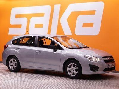 käytetty Subaru Impreza 1,6i (AC) CVT ### NORMAL FRIDAY -hinta! ### ** Neliveto / Suomi-auto / Merkkihuollettu / Vetokoukku